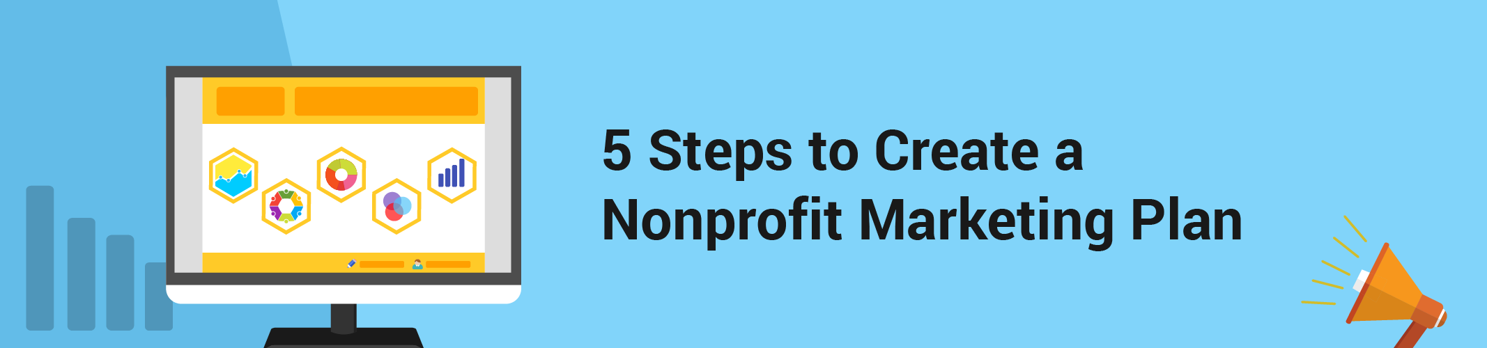 5 Steps to Create a Nonprofit Marketing Plan-charityhowto