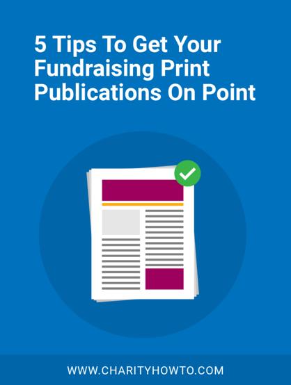 fundraising publications