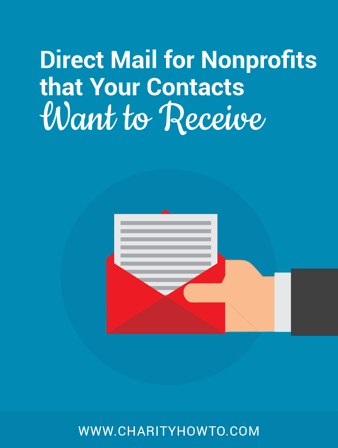 Direct Mail for Nonprofits