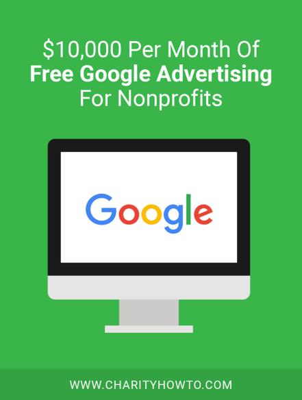 Google Advertising Grant