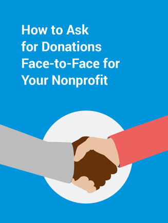How to Ask for Donations Face to Face for Your Nonprofit_blog_charityhowto