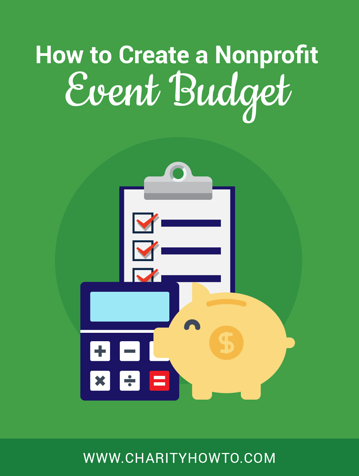 How to Create a Nonprofit Event Budget