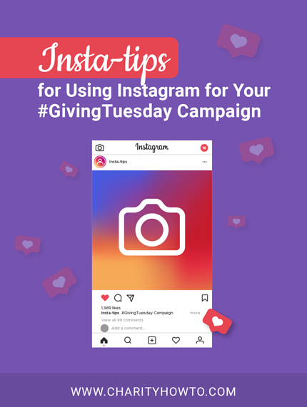 Giving Tuesday Campaign