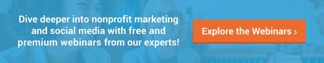 deep dive marketing webinar