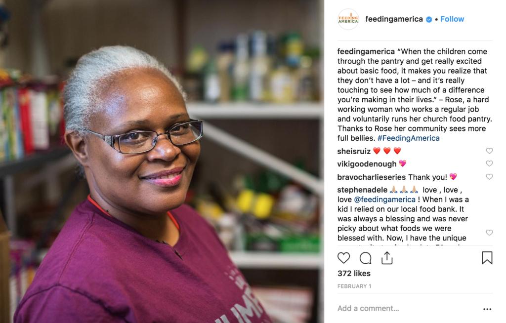 instagram for nonprofit