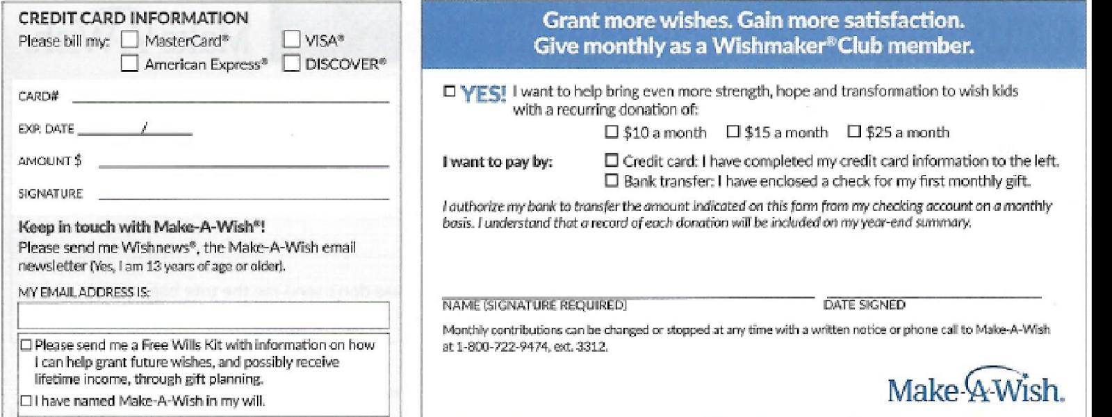 Nonprofit Credit Card Setup
